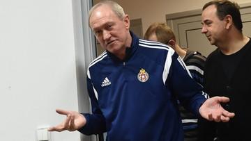 Franciszek Smuda wraca do pracy w Krakowie!