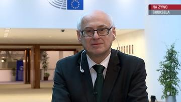 """""""Sesje w Strasburgu będą jeszcze bardziej męczące"""". Krasnodębski po wyborze na wiceszefa PE"""