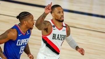 NBA: 51 punktów Lillarda, Houtson Rockets wygrywają z Sacramento Kings
