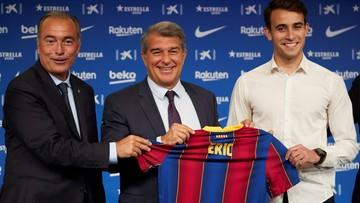 Wychowanek wrócił do Barcelony! Czy będzie nowym Pique?