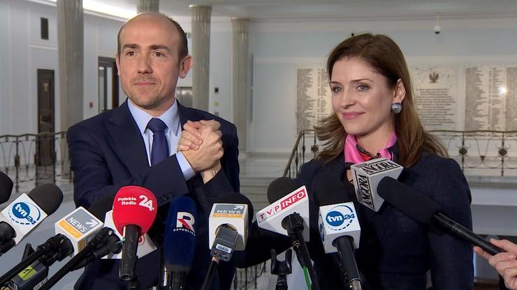 Mucha rezygnuje z kandydowania na przewodniczącą Platformy Obywatelskiej