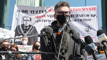 Tuleya: nie ukrywam się przed prokuraturą