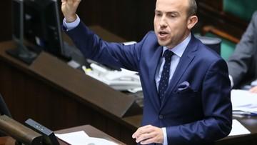 Budka: minister Błaszczak jest nie do obrony