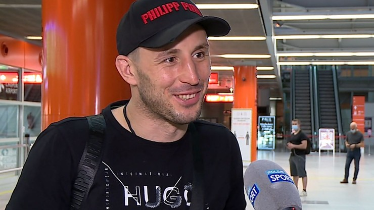 Polsat Boxing Night 10: Jurij Kaszinski przyleciał do Polski