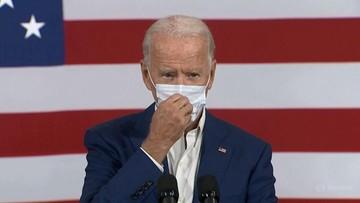"""Joe Biden skrytykował """"strefy wolne od LBGT"""". Reakcja polskiej ambasady"""