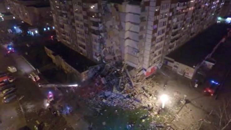 Już siedem ofiar śmiertelnych po wybuchu gazu w Rosji. Śledczy zatrzymali mieszkańca budynku