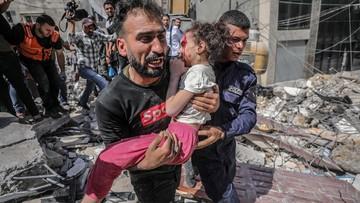"""Starcia na Bliskim Wschodzie. """"To nie jest bombardowanie dla bombardowania"""""""