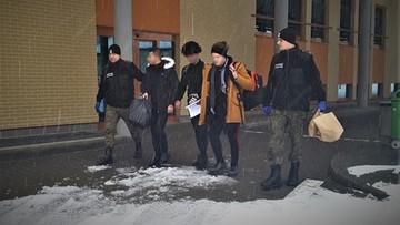 Nielegalni imigranci z Iraku zatrzymani na granicy z Ukrainą