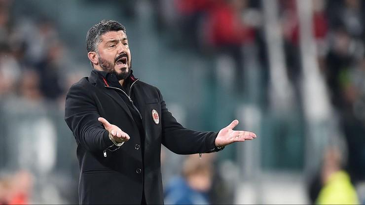 Gattuso przedłużył kontrakt z Milanem