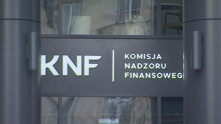 Szef KNF: powstanie szczegółowy raport z wnioskami z kontroli wewnętrznej