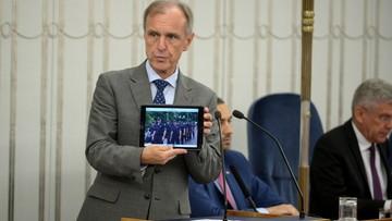 Klich do marszałka Senatu: wyprowadzić policję z terenu parlamentu
