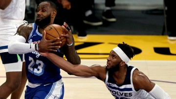 NBA: Druga porażka mistrzów. Lakers przegrali z Trail Blazers