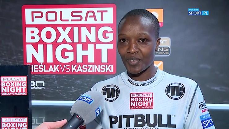 Judy Waguthii: Jestem gotowa, czekam na powrót do ringu