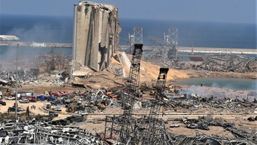 Urzędnicy portowi z Bejrutu objęci aresztem domowym