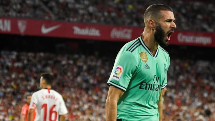 Zwycięstwo Realu Madryt z Sevillą w hicie kolejki