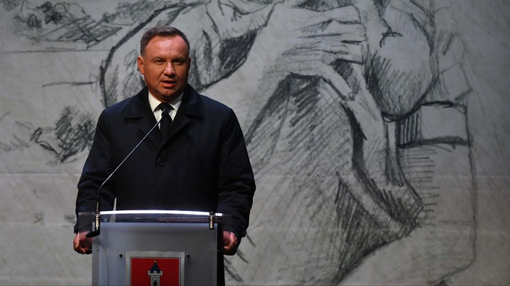 Andrzej Duda: nie pozwolimy naruszać naszych granic. Nie będę tolerował prób destabilizacji