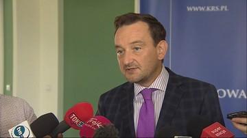 KRS przeciw wnioskowi ws. wystąpienia z Europejskiej Sieci Rad Sądownictwa
