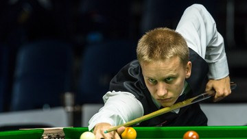 Polak w kolejnej rundzie kwalifikacji do MŚ w snookerze