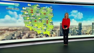 Prognoza pogody - sobota, 23 października - rano