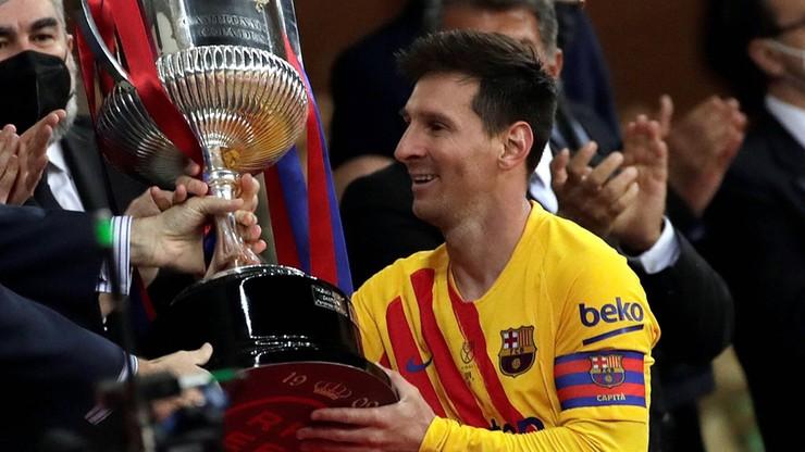 """Lionel Messi zostanie w Barcelonie? """"To klub mojego życia"""""""