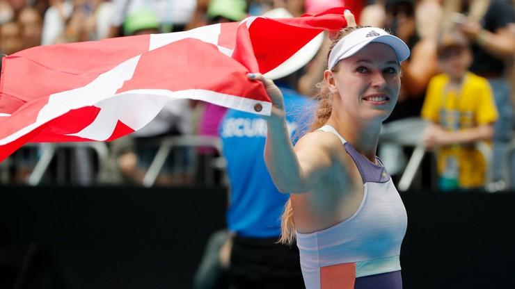 Australian Open: Woźniacka odpadła w 3. rundzie i zakończyła karierę
