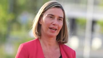 Mogherini do Pompeo: nie ma alternatywy dla porozumienia z Iranem