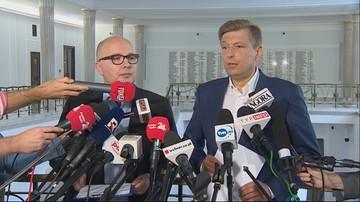 PO-KO chce pilnej kontroli NIK ws. lotów Kuchcińskiego