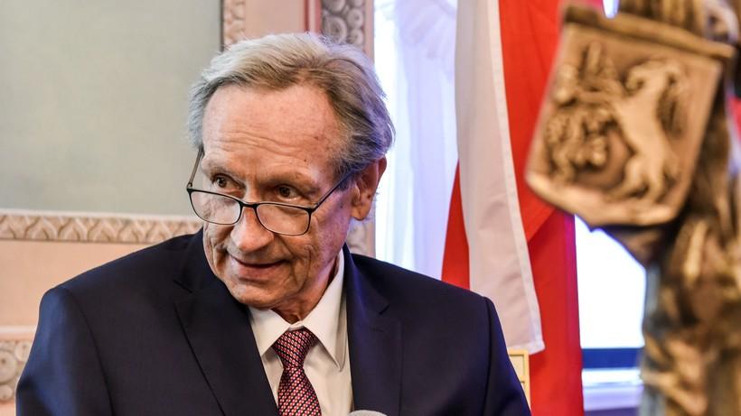 Tomasz Wójtowicz odebrał akt honorowego obywatela Lublina