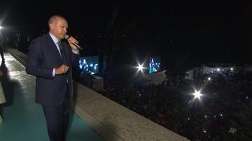 Turcja: oficjalne wyniki wyborów potwierdzają zwycięstwo Erdogana