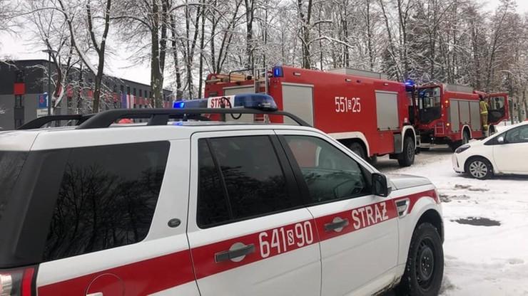 Wybuch w zakładzie na Śląsku. Jedna osoba nie żyje, druga jest ranna