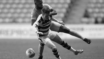 Tragiczna śmierć angielskiego piłkarza
