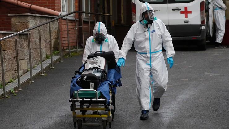 Nowe przypadki koronawirusa w Polsce. Zmarło 58 osób