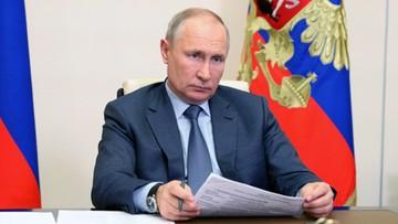 """Putin o relacjach z Polską. """"Na zasadach równoprawności i nieingerowania"""""""