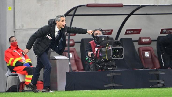 Węgry - Polska. Paulo Sousa wyjaśnił, dlaczego Kamil Glik rozpoczął mecz na ławce