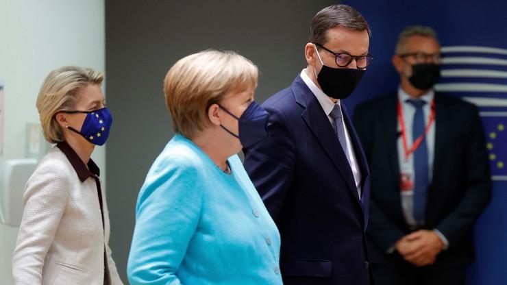 Premier Mateusz Morawiecki: Rada Europejska bardzo mocno potępiła ataki hakerskie na Polskę