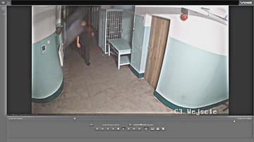 Monitoring sprzed celi Kosteckiego. Mamy nagrania