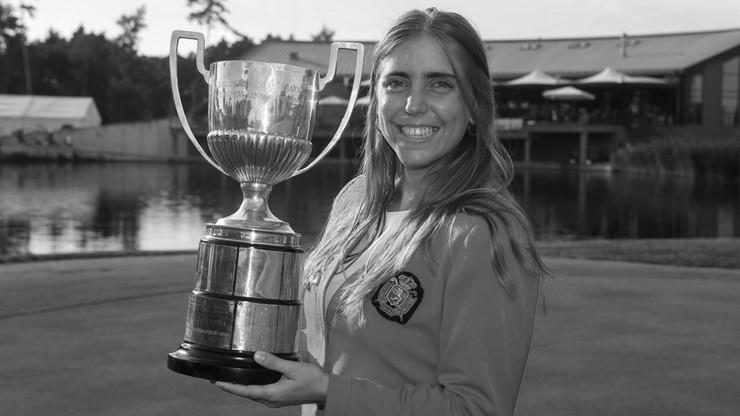 Amatorska mistrzyni Europy w golfie zamordowana