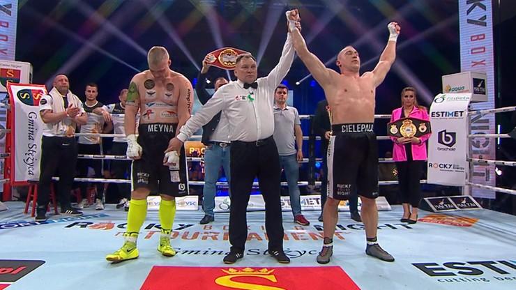Mateusz Cielepała wygrał Turniej Wagi Ciężkiej. Zarobił 100 tysięcy złotych!