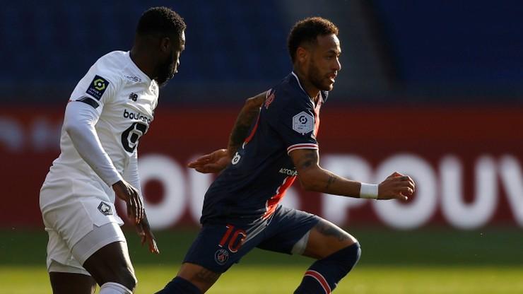 Ligue 1: Lille pokonało PSG w meczu na szczycie i znów jest liderem
