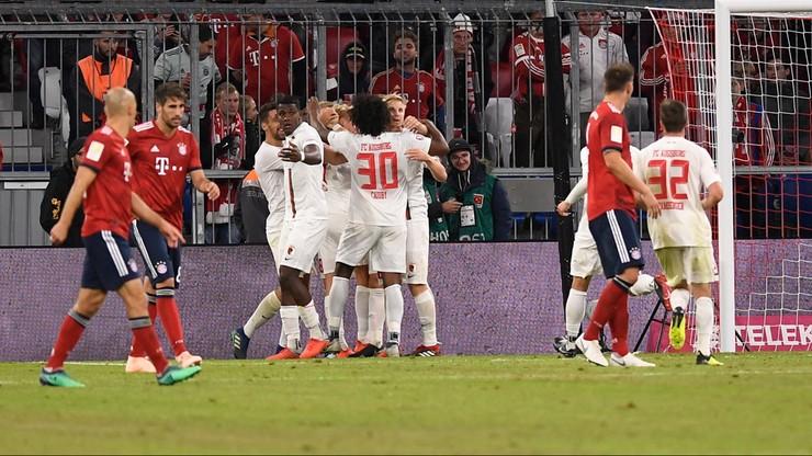 Goetze urwał punkty Bayernowi! Lewandowski na ławce