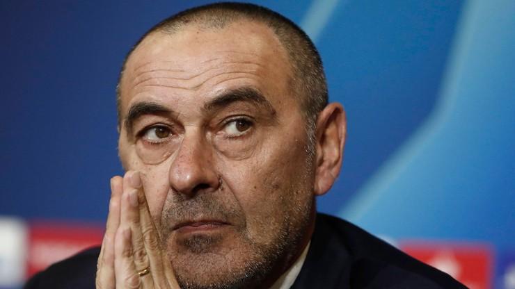 """Juventus pozbędzie się Sarriego? """"Stara Dama"""" przed dylematem"""