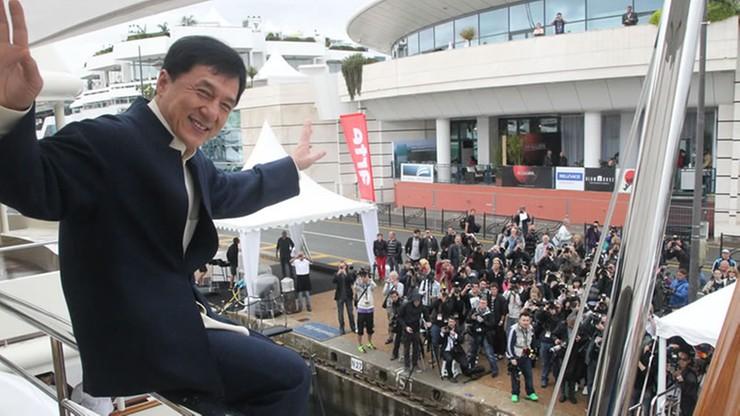 Jackie Chan otrzyma honorowego Oscara