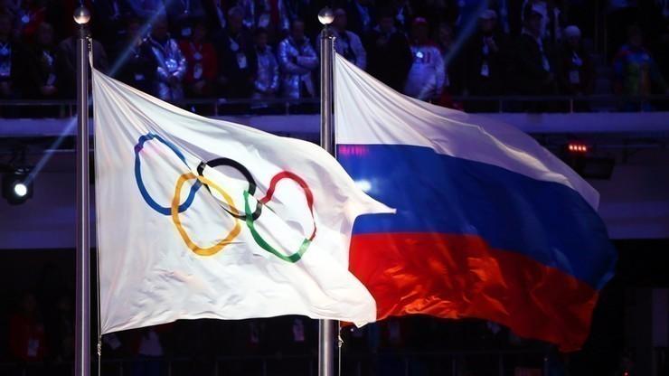 Pjongczang 2018: Rosjanie bez swojej flagi podczas ceremonii zamknięcia