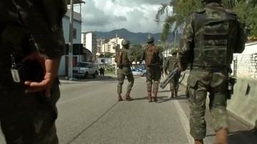 Turystka postrzelona w brzuch. Przez pomyłkę wjechała w Brazylii na teren gangu