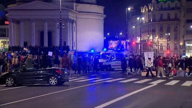Protesty po orzeczeniu TK ws. aborcji. Kobiety blokują polskie miasta
