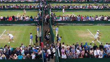 """Wimbledon: """"jesteś fatalny"""". Troicki wdał się w awanturę z sędzią"""