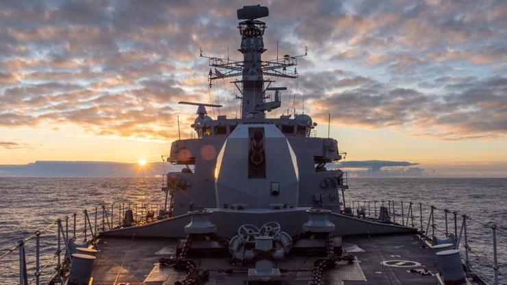 Napięcie między Ukrainą a Rosją. Wielka Brytania wysyła okręty