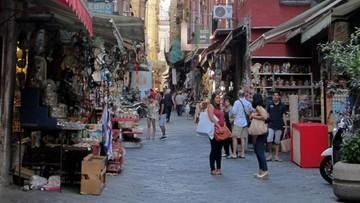 """Niezwykła szopka w Neapolu. """"Trzej królowie z paszportem sanitarnym"""""""