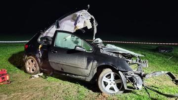 Tragiczny wypadek z udziałem młodych osób. Zginęła 17-latka