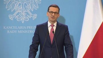 Premier: łącznie z dzisiejszymi zmianami przyjąłem dymisje siedemnastu wiceministrów